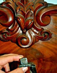 Miniature Tefillin Museum quality Jewish Judaica זוג תפילין מיניאטורי Very rare