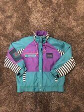 Nevica Zig Zag 80s/90s Retro Women's Ski Jacket Size 6