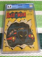 BATMAN #20 CGC 5.5 1st BATMOBILE COVER & JOKER APPEARANCE!