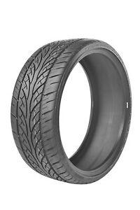 2 New Venom Power Ragnarok Zero  - 295/30zr22 Tires 2953022 295 30 22