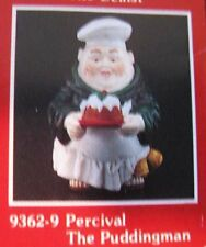 Merry Makers Studio 56 Percival The Puddingman NIB