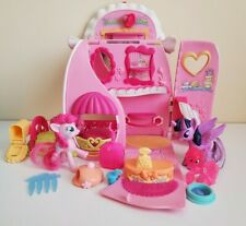 My Little Pony Ponyville Fancy Fashions Playset w/ Accessories & Ponies