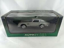 1:18 Autoart Aston Martin DB5 silber metallic   RARITÄT
