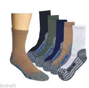 4 Paar Trekking-Socken Sportsocken, COOLMAX® Wandersocken Laufsocken, Gr.35-50