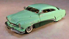 Hirohata Merc, 1951 Mercury Custom Hardtop,  Danbury Mint, 1/24 Scale Diecast