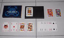 Carte NAUTICA Bridge Internazionale DAL NEGRO - 108 playing cards POKER