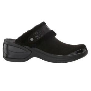 Bzees Kismet Clogs Black Size 6.5 NWT MRSP $ 79.00