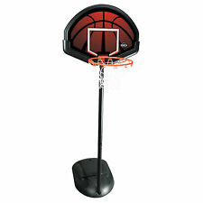 "New Lifetime 90269 Portable Basketball 32"" Backboard Base Hoop Goal Youth System"