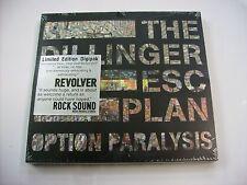 DILLINGER ESCAPE PLAN - OPTION PARALYSIS - CD NEW SEALED 2010 DIGIPACK