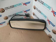 MGTF MGF INTERIOR REAR VIEW MIRROR WITH MAP LIGHTS GOOD CONDITION USED