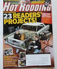 Popular Hot Rodding Magazine November  2013