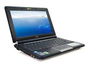 eee pc asus netbook laptop 1000hg 2gb ram 160gb hdd