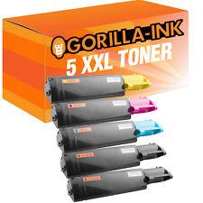 5 Toner XXL für Epson Aculaser C1100 C1100N CX11 CX11N CX11NF CX11NFC