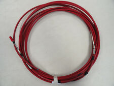 TELEFLEX  MORSE D301947-3-504IN 4205 RED SHIFT & THROTTLE CABLE  41' FT MARINE