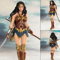 Wonder Woman Justice League Movie ArtFX Statue Action Figure for Kid Toy Figure
