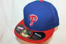 Philadelphia Phillies Authentic Collection On-Field New Era 59FIFTY Alt Cap