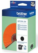ORIGINALE LC129XL Cartuccia di Inchiostro Nero per Brother MFC: J6520DW, J6720DW, J6920DW