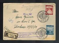 1923 Germany to Börsegasse Austria  Einhundert Windowed Inflation World Cover