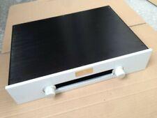 DIY Full Aluminum Enclosure Case / preamp/ amp Chassis box 430*90*360mm   L14-30
