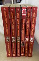 Realbout High School. Complete Set Volumes 1-6. Reiji Saiga & Sora Inoue. Manga