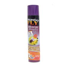 Spray Aerosol Insecticida matamoscas e insectos voladores MASTER FLY 750ml