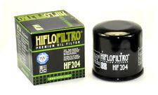 HIFLO HF204 Filtro Olio Alta qualità TUV x Moto Yamaha Triumph Vedi lista dentro
