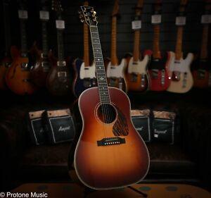 2017 Gibson J-45 Custom Shop Limited Edition Sunburst & Gibson Hard Case