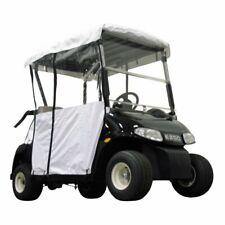 EZGO 08-Up RXV White Rain Enclousre for Factory Short Top