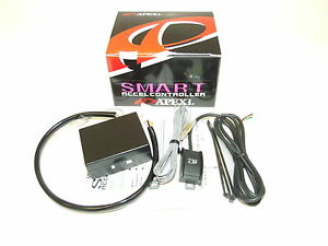 Apexi 410-A001 Throttle Control Smart Accel Controller with 417-A015 Harness