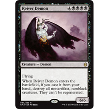 MTG COMMANDER ANTHOLOGY * Reiver Demon