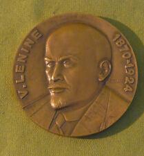 DDR Medaille - Lenin - sehr selten