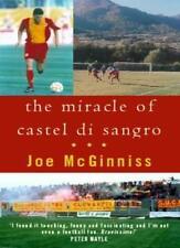 The Miracle Of Castel Di Sangro,Joe McGinniss- 9780751527537