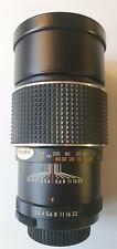 Super Travenar 1:3.5 f=200mm Telephoto M42 Lens Excellent condition. Japan.