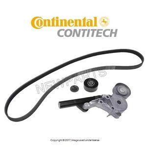 For VW Beetle Golf Jetta Drive Belt Kit OEM CONTITECH ADK0036P