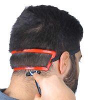 Salon Barber Neck Hair Line Guide Neck Haircut Hair Tool Template Hair Stencil R