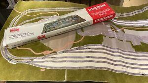 Rare Fleischmann 9492 Toporama Trakmat Track Mat 2000mm x 980mm N gauge Boxed