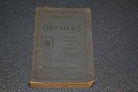 SALOMON REINACH ORPHEUS HISTOIRE GENERALE DES RELIGIONS 1921 EDIT ALCIDE PICARD