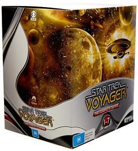 STAR TREK VOYAGER COMPLETE SERIES SEASONS 1+2+3+4+5+6+7 DVD BOX SET R4
