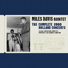 MILES DAVIS New Sealed 2019 COMPLETE 1960s HOLLAND CONCERTS 3 CD BOXSET