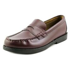 Sperry Top Sider Colton Youth US 5.5 W Burgundy Moc Loafer NWOB  1225