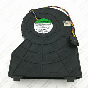 For DELL 790 990 390 chassis fan PFC0251BX-C010-S99 J50GH-A00 12V 6.84W 5-Pin