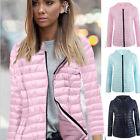 NEW Womens Slim Warm Winter Hooded Coat Jacket Ladies Parka Short Coat Outwear