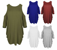 Unbranded 3/4 Sleeve Tunic Casual Dresses for Women