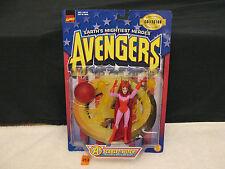The Avengers Scarlet Witch Action Figure Marvel Comics NEW 1997 Toybiz