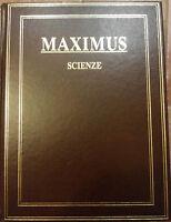 MAXIMUS SCIENZE - ENCICLOPEDIA DELLA SCIENZA E DELLA TECNICA - DE AGOSTINI 96