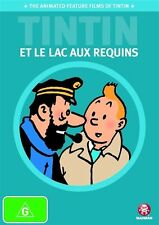 Tintin And The Mystery At Shark Lake (DVD, 2009) - Region 4