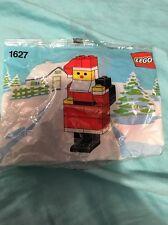 LEGO Holiday Christmas Santa 1627 New Sealed Retired Vintage