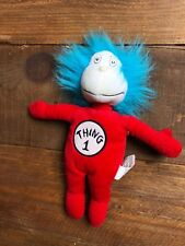 Dr Seuss Thing 1 Plush Stuffed Toy Doll 2003 Kohl's Cares