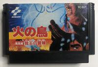 Famicom HINO TORI Cartridge Only Nintendo fc