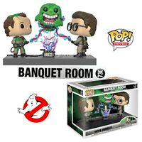 FUNKO POP MOVIES - MOVIE MOMENTS - GHOSTBUSTERS - BANQUET ROOM FIGUR NEU/OVP